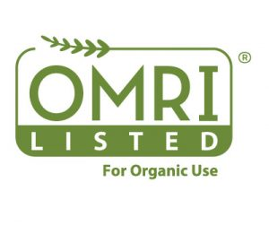 OMRI listed logo