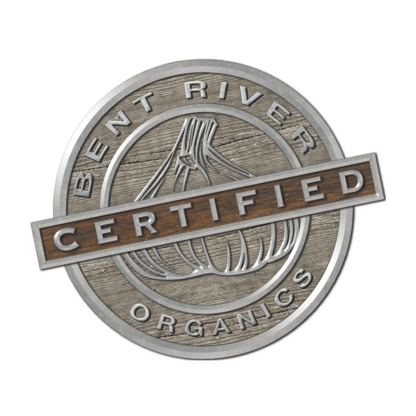 Bent River Organics Logo